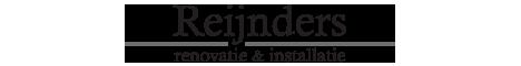 Reijnders renovatie & installatie Logo