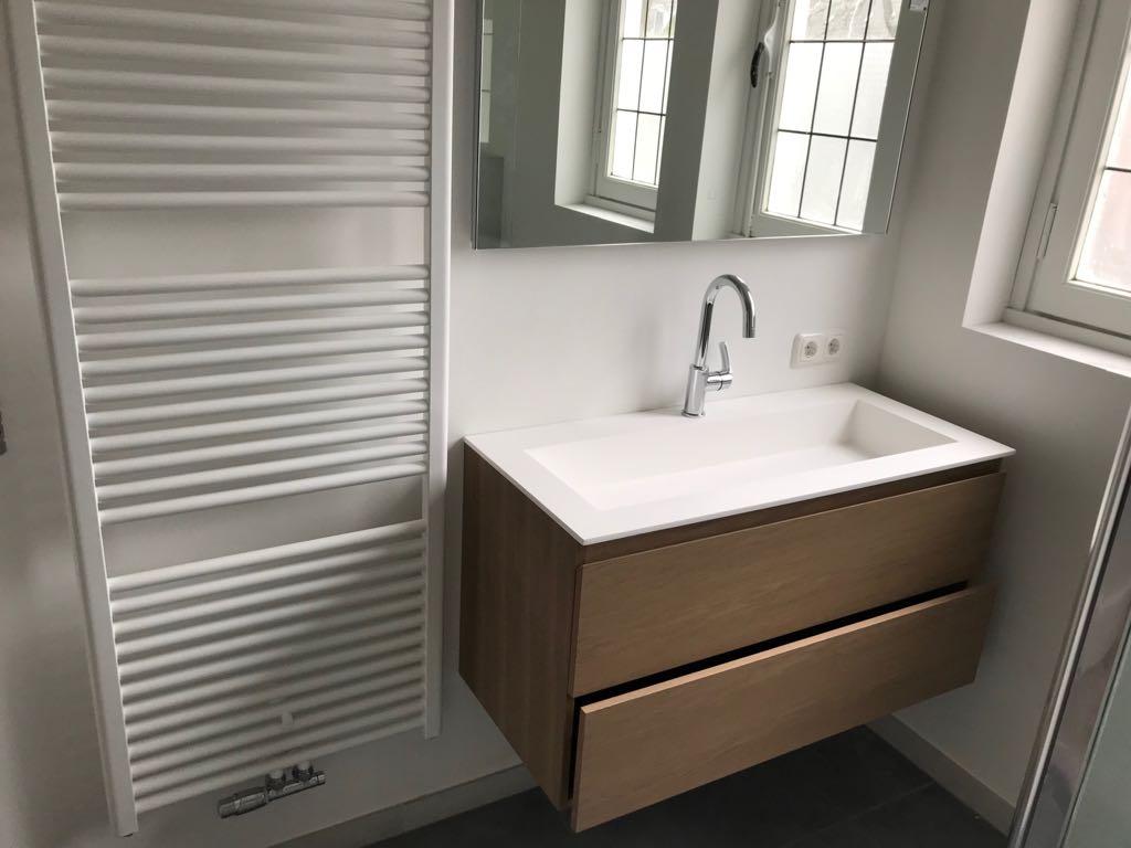 Portfolio badkamer toilet geleen reijnders renovatie